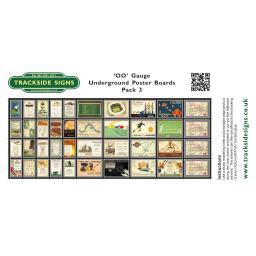 Undergound Poster Boards - Pack 3 - TSSPB0025.jpg
