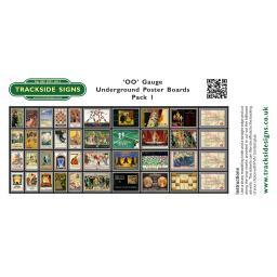 Undergound Poster Boards - Pack 1 - TSSPB0023.jpg