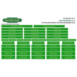 Southern Railway Station Name Signs Green & Cream.jpg