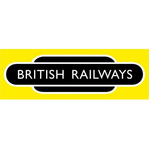 British Railways Totem