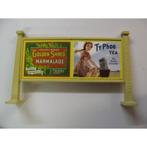Looks Like Hornby - Golden Shred, Typhoo | Fry's, Golden Shred & Raleigh