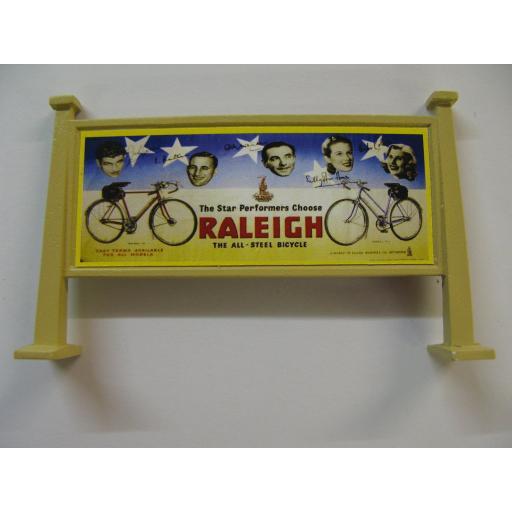 Looks Like Hornby - Raleigh | Sunlight Soap & Guinness