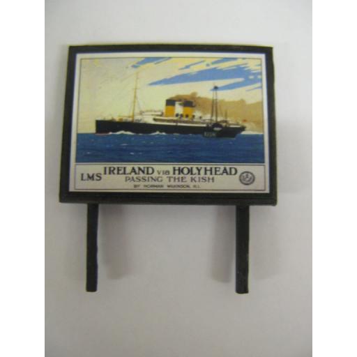 LMS Ireland via Holyhead