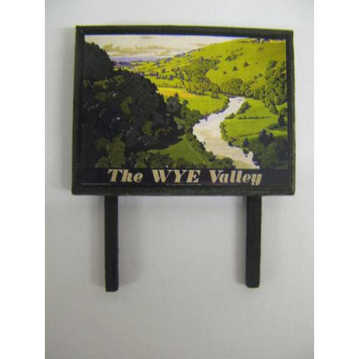 The Wye Valley - GWR