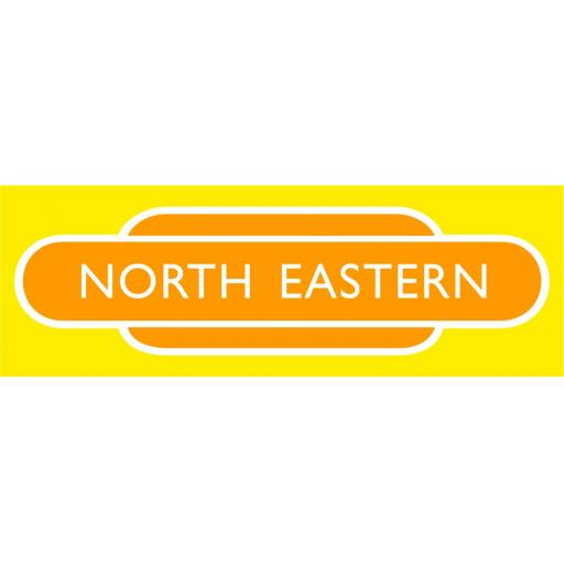 British Railways North Eastern Region Totem